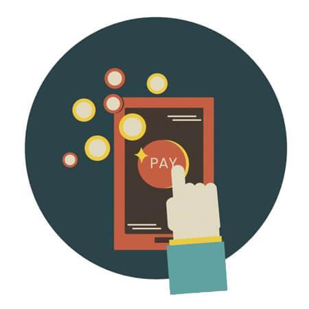 Hình thức thanh toán tiện lợi khi mua chan bàn